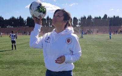 Казахстанка рассказала о жизни в Валенсии и работе в футбольной академии Испании